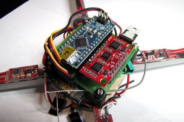 Quadcopter from scratch Hackadayio
