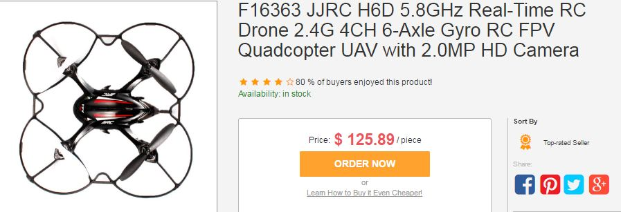 Top Quadcopters In Best Prices Drones
