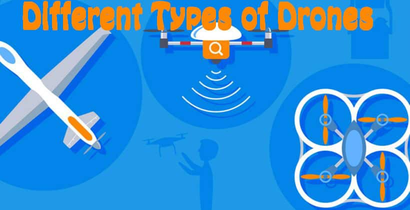 Different-Types-of-Drones