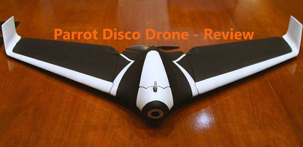 Parrot-Disco-Drone---Review