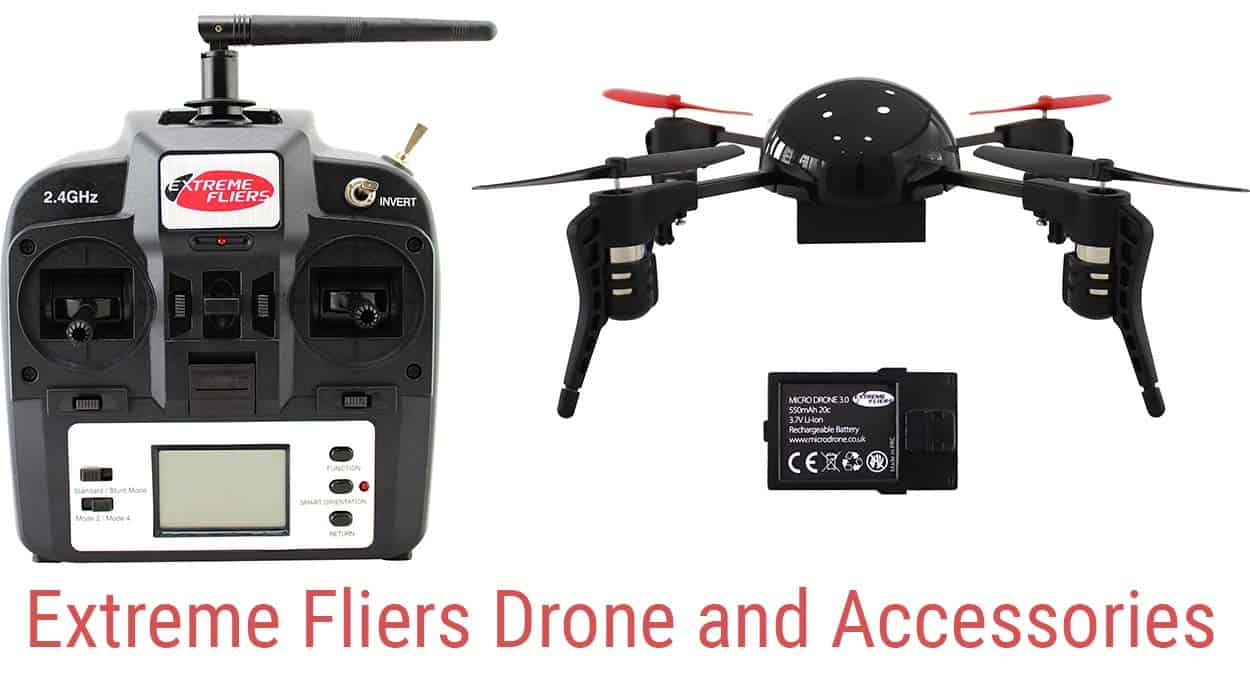 EXTREME-filers-drone