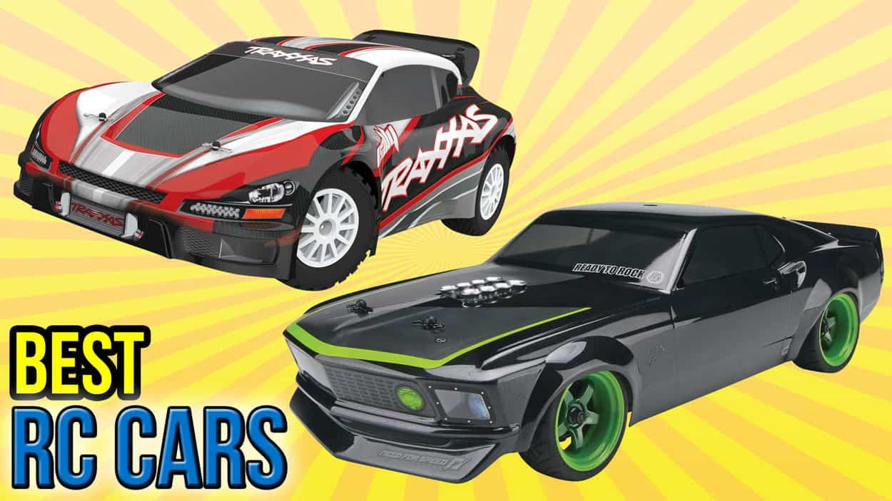 Top best rc cars