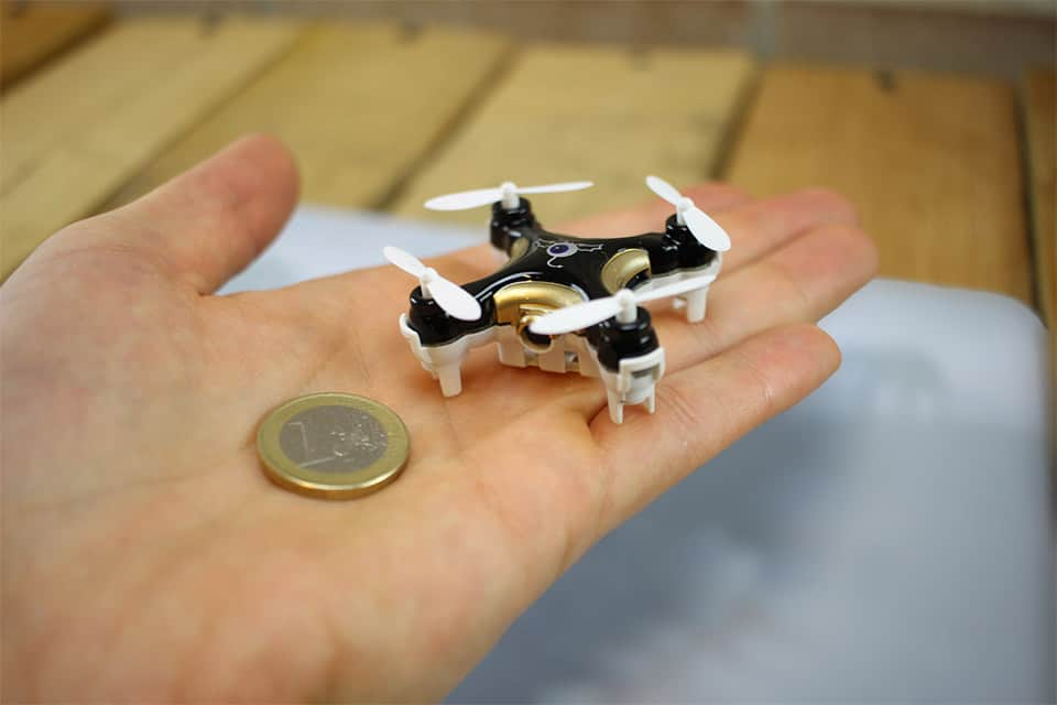 Worlds Smallest Camera Drone Is All Set To Get Going Already Out