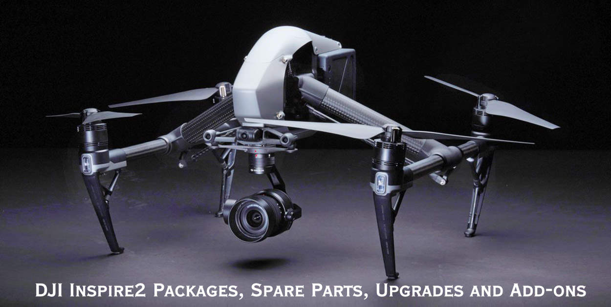 DJI-Inspire--2-Packages-Spare-Parts-Upgrades-and-Add-ons