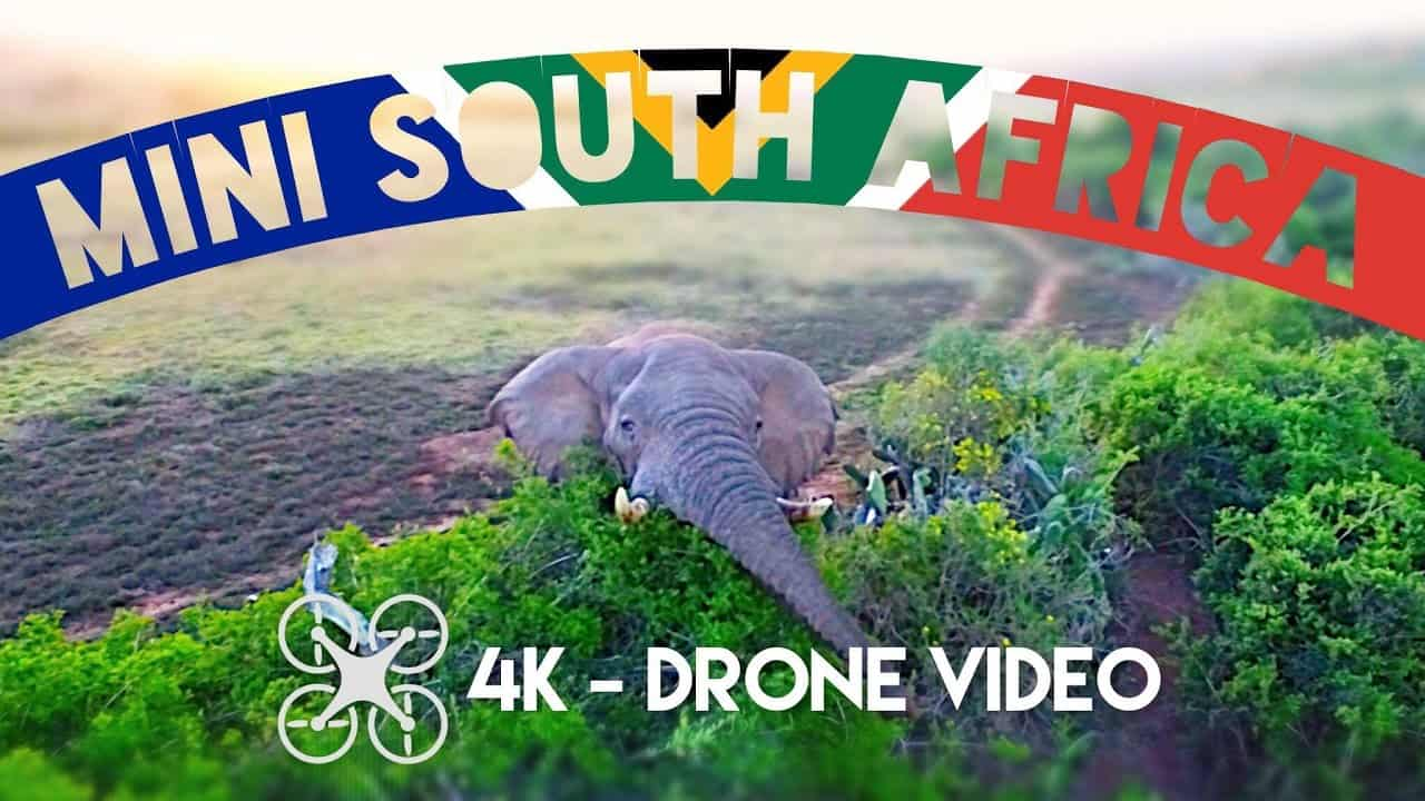 South Africa Stunning Drone Video