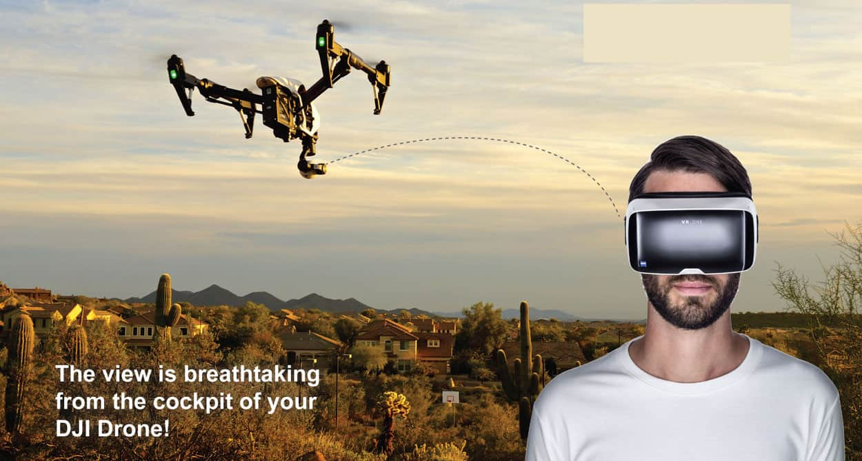 10-Drones-with-Virtual-Reality-Head-Gears