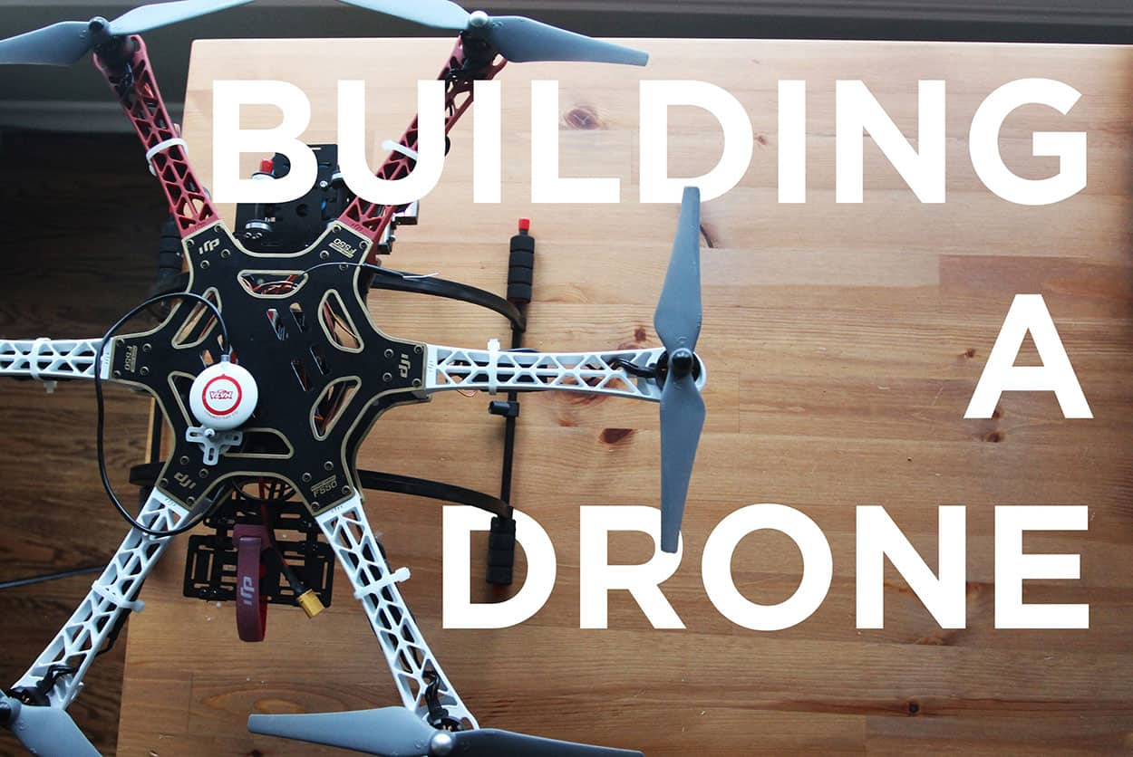 Building-a-Drone