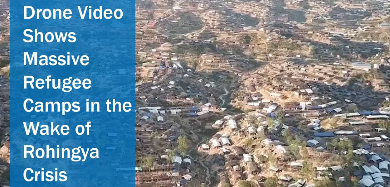 Drone-Video-Shows-Massive-Refugee-Camps-in-the-Wake-of-Rohingya-Crisis
