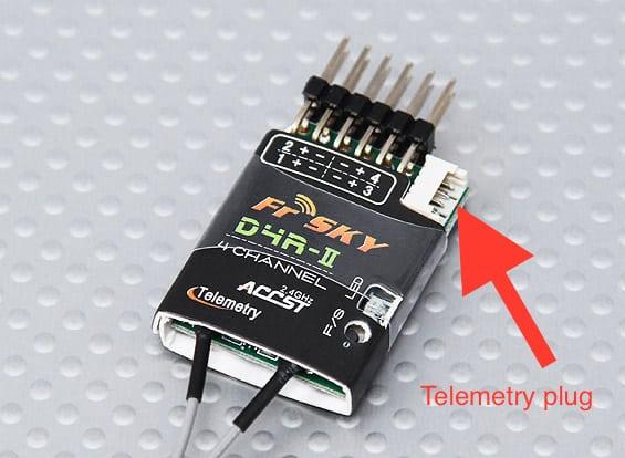 ZMR180 miniquad Unboxing - Telemetry Plug