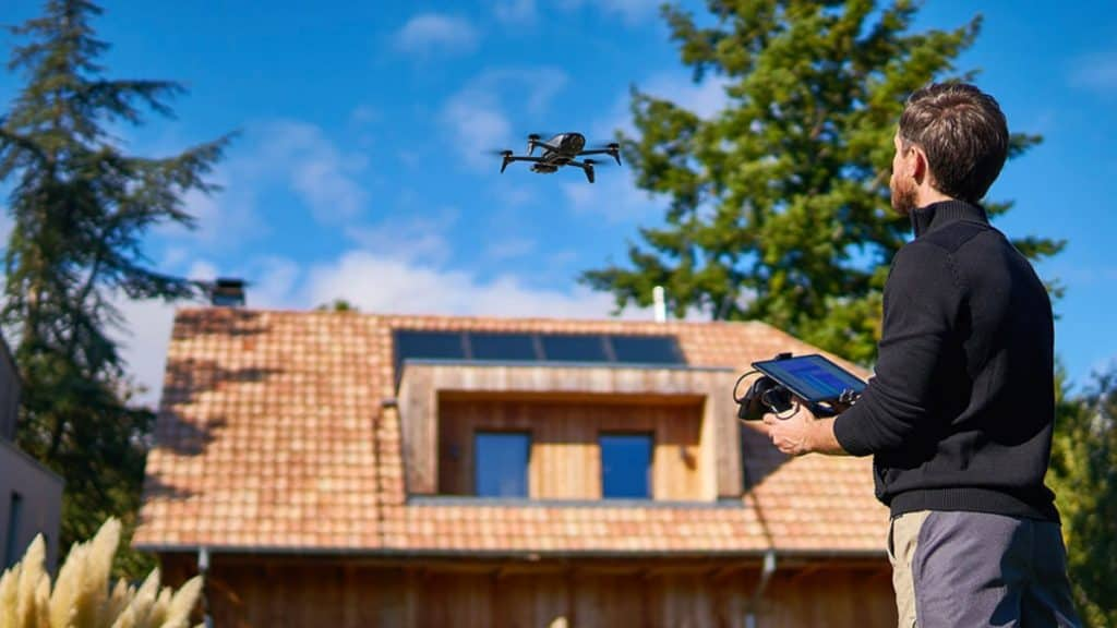Drone Thermal Cameras - The Top 10 Best Drones - 2019