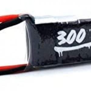 2S 300mah 45C Battery 2pcs