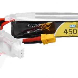 450mAh 7.6V High Voltage 95C Battery