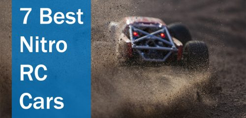 7 Best Nitro RC Cars - The Top 10 Best Drones - 2019
